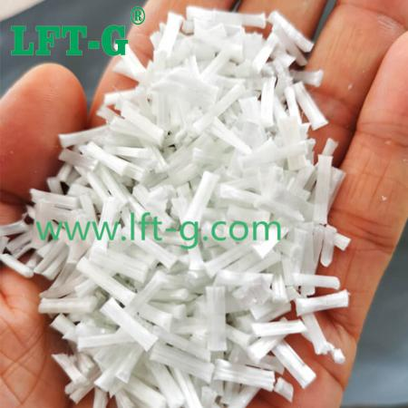 Reinforced polylactic acid with Long glass fiber